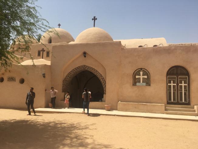 Coptic Monastery of Wadi Natrun